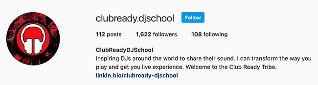 Instagram Club Ready DJ School Image