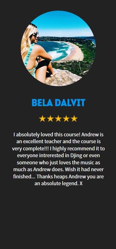 Bela Dalvit Profile