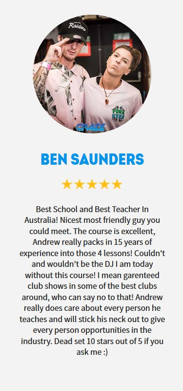 Ben Saunders Profile