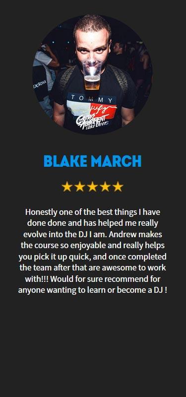 Blake March Profile