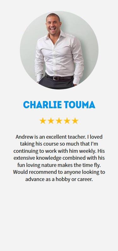 Charlie Touma Profile