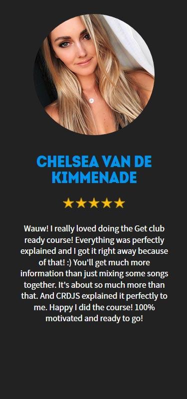 Chelsea Van De Kimmenade Profile
