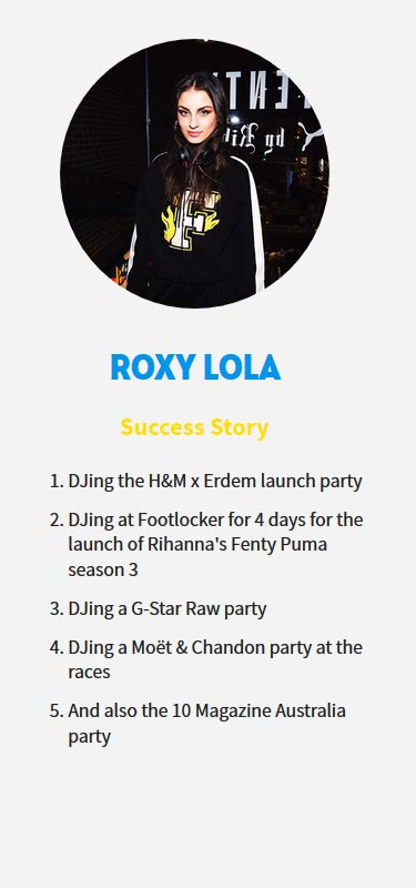 Roxy Lola Profile