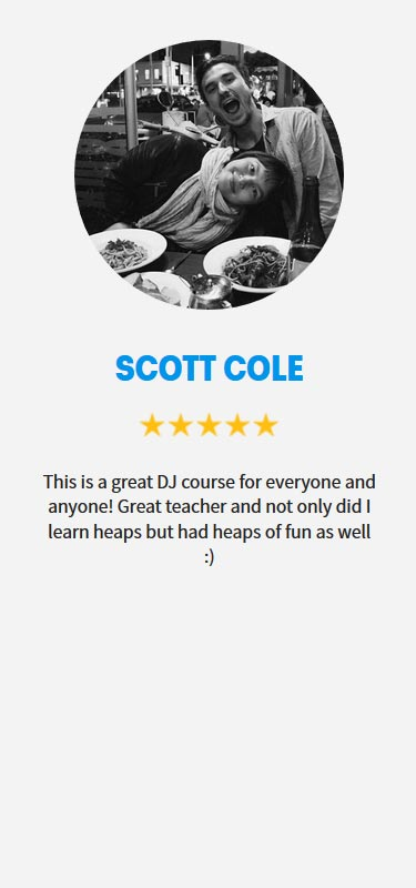 Scott Cole Profile