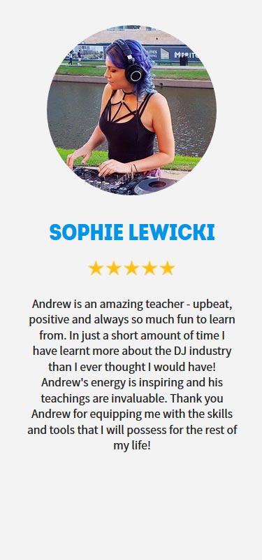 Sophie Lewicki Profile