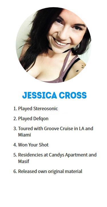 Jessica Cross Profile